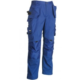 Pantalon de travail Experts Dagan Bleu Royal - HEROCK