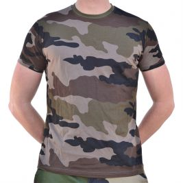 Destockage - Tee-Shirt Camo CE
