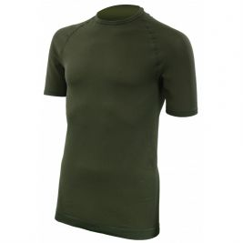 Tee-Shirt Active Line vert OD - SUMMIT OUTDOOR