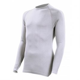 Tee-shirt Technical Line blanc Col rond - Summit Outdoor