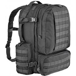 Sac MODULAR BACKPACK 60 L Noir- Defcon 5