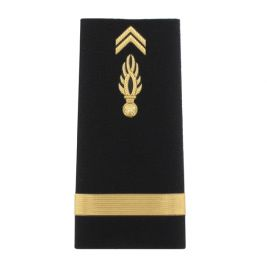 Fourreau rigide GM - Sous-Lieutenant