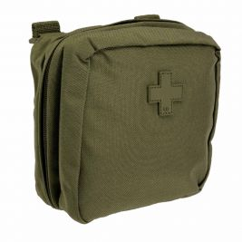 Poche médicale 6 x 6 Vert OD - 5.11 Tactical