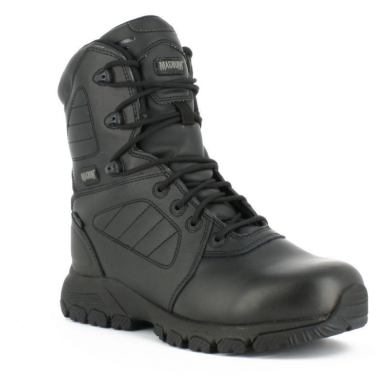 Chaussures Magnum noires LYZGF Hommes Jeunes Été Pantoufles en Cuir Décontracté Mode Pantoufles de Plage Respirant Oxh94kaC