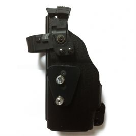 Holster pour taser X2 fixation Quick Clip - TOE