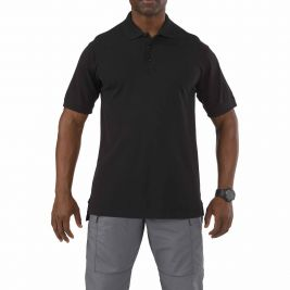Polo Professionel technique Noir - 5.11 Tactical