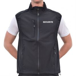 Gilet Softshell SECURITE - GetOut
