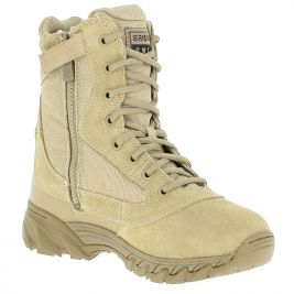 "SWAT Chase 9"" Tactical Zip Tan"