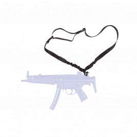 Sangle 1 point élastique noir - 5.11 Tactical