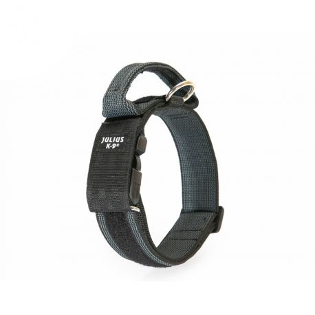 Collier d'intervention K9 40mm avec velcro - Julius K9