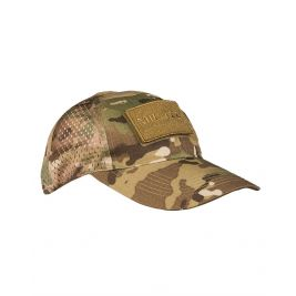 Casquette Base-Ball filet Camo CE - Miltec