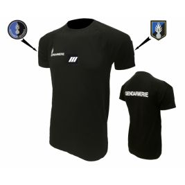 Tee-Shirt Active Line Gendarmerie Départementale - Summit Outdoor
