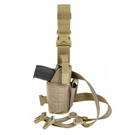 Holster de cuisse Mod One Coyote - TOE