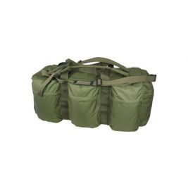 Sac de transport Assault 100 L Vert OD - Kombat Tactical