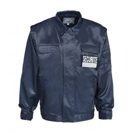 Blouson d'intervention anti-statique Marine - CityGuard