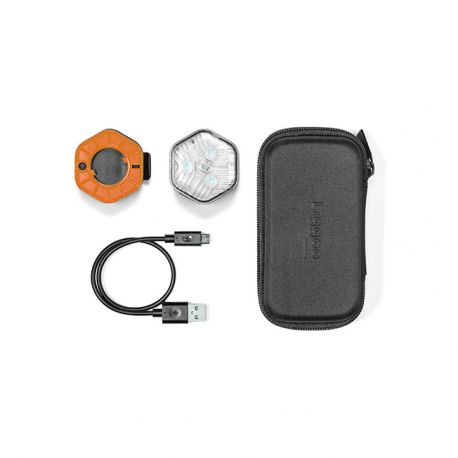 Kit Auto Orange - Liggoo
