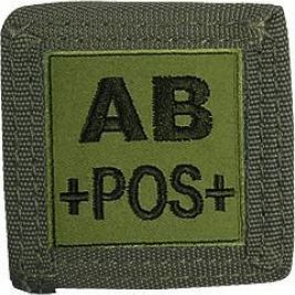 Support MOLLE auto-agrippant 5 x 5 cm Vert OD - TOE