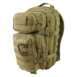 Sac à dos Hex-Stop 28L Coyote - Kombat Tactical
