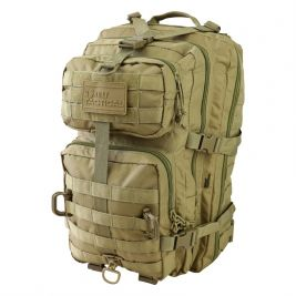 Sac à dos Hex-Stop 35L Coyote - Kombat Tactical