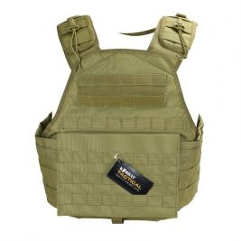 Gilet de combat Viking Coyote - Kombat Tactical