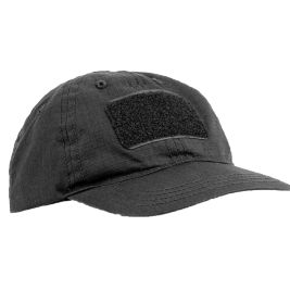 Casquette baseball Noire - Openland Tactical