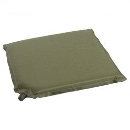 Coussin d'assise gonflable vert olive - Miltec