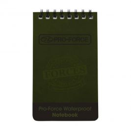 Carnet de notes imperméables - Pro-force