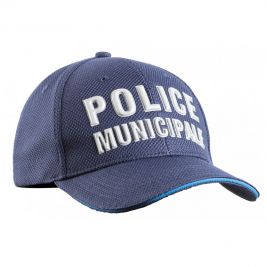 Casquette Police Municipale PM One Stretch Fit été - TOE