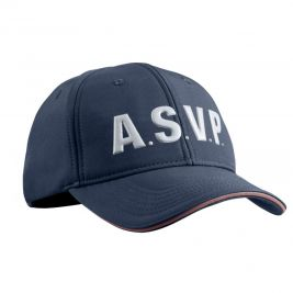 Casquette A.S.V.P. P.M. ONE stretch fit hiver - TOE Concept