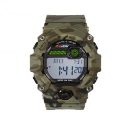 Montre digital camo - Cityguard