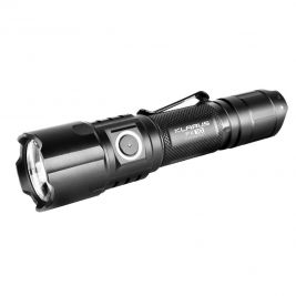 Lampe tactique rechargeable FX10 LED 1000 Lumens - Klarus