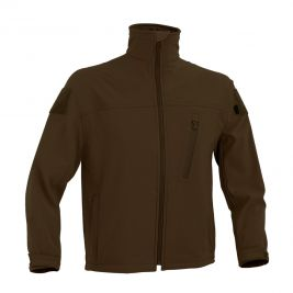 Veste SoftShell coyote brown - Defcon 5