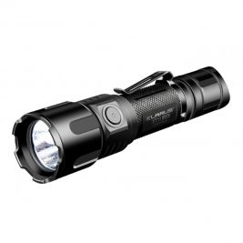 Lampe tactique rechargeable XT11UV LED 900 lumens - Klarus