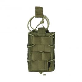 Porte chargeur simple delta coyote - Kombat Tactical