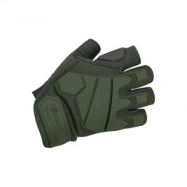 Mitaines d'intervention Alpha Vert Olive - Kombat Tactical