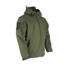 Veste Softshell Patriot vert olive - Kombat Tactical