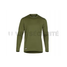 Tee-Shirt manches longues Tactical UA Tech vert olive - Under Armour