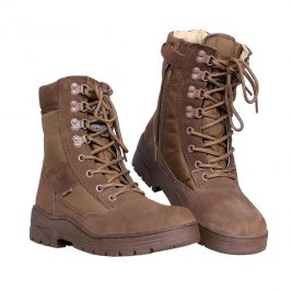 Chaussures 1 Zip Sniper Boots coyote - Fostex