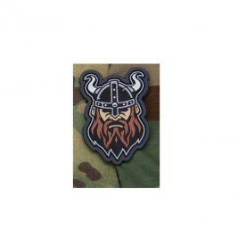 Patch moral viking en PVC - Mil-Spec