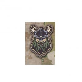 Patch moral viking multicam en PVC - Mil-Spec