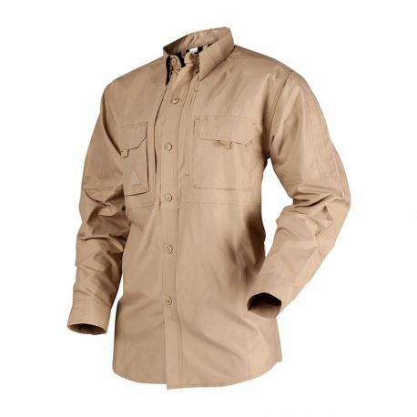 Chemise Baroud Light Coyote - Ares