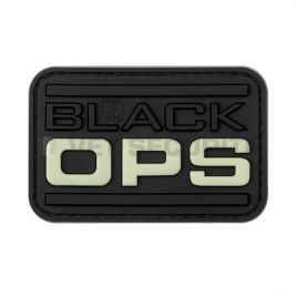 Patch rectangulaire Black OPS Photoluminescent - JTG