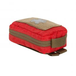 Mini Med Kit Rouge Polyester - Helikon