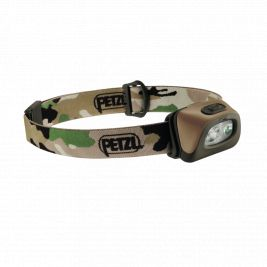 Lampe frontale Hybrid Tactikka 250 lumens camouflage CE - Petzl