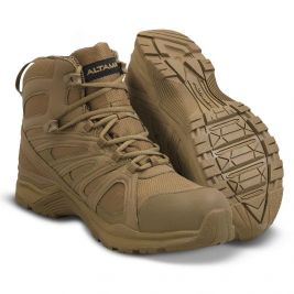 Chaussures Elite 6 aboottabad Trail MID Waterproof coyote - Altama