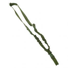 Sangle 1 point vert olive - Kombat Tactical