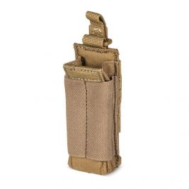 Porte chargeur Flex simple PA Coyote - 5.11 Tactical