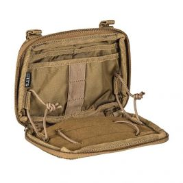 Poche admin Flex coyote - 5.11 Tactical