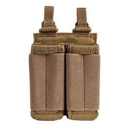 Porte chargeur Flex double PA coyote - 5.11 Tactical
