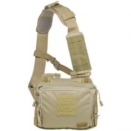 Sacoche 2 banger Bag Sandstone - 5.11 Tactical